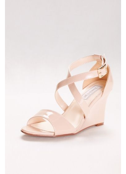 Touch Ups Beige (Jenna Wedge Sandals)