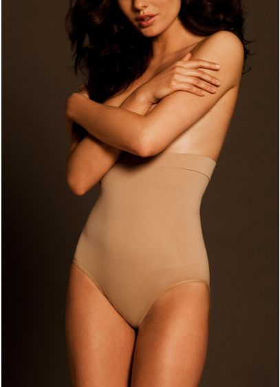 Body Wrap High-Waist Shapewear Brief - Wedding Accessories