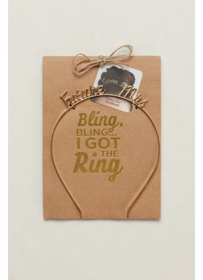 Future Mrs. Headband - Wedding Gifts & Decorations