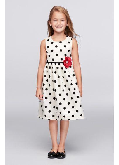 Short Ivory Soft & Flowy Marmellata Bridesmaid Dress