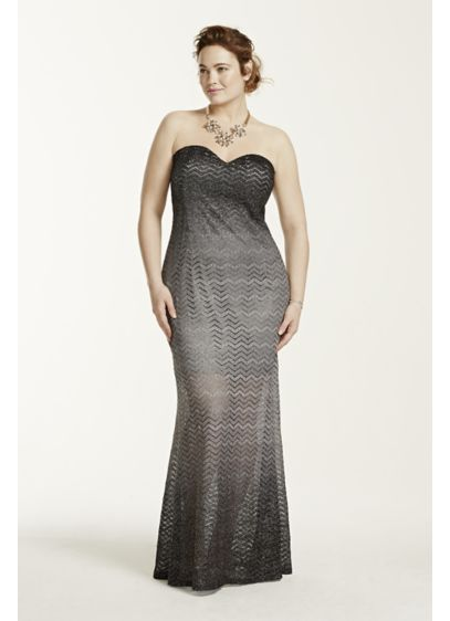 Long Sheath Strapless Formal Dresses Dress - Jump