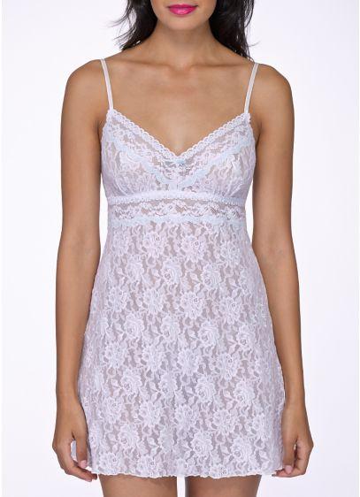 80e6324dc47 Hanky Panky Lace Chemise - Wedding Accessories