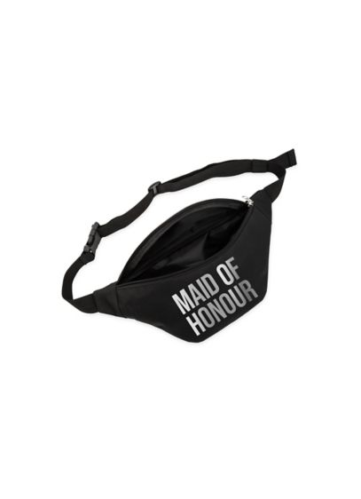 Bridal Party Throwback Fanny Pack - Printed with either