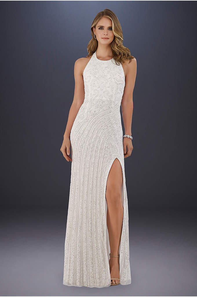 Lara Dawson Beaded Wedding Dress