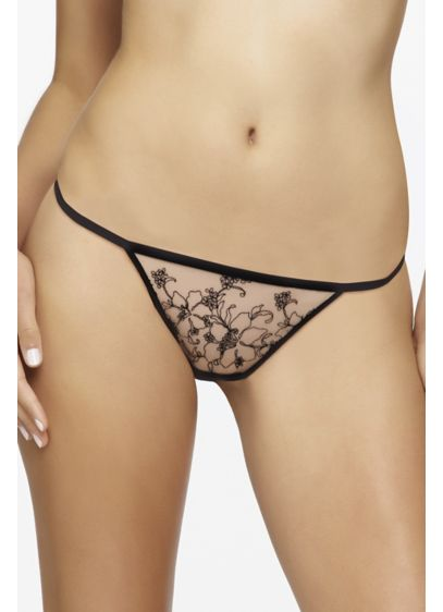 Unveiled by Felina Omnia Thong - Wedding Accessories