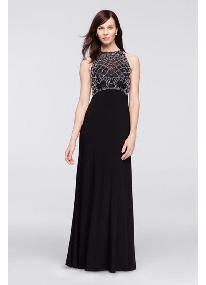 Long A-Line Tank Formal Dresses Dress -