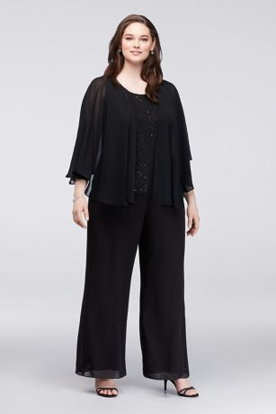 Formal Pant Suits and Cocktail Dresses