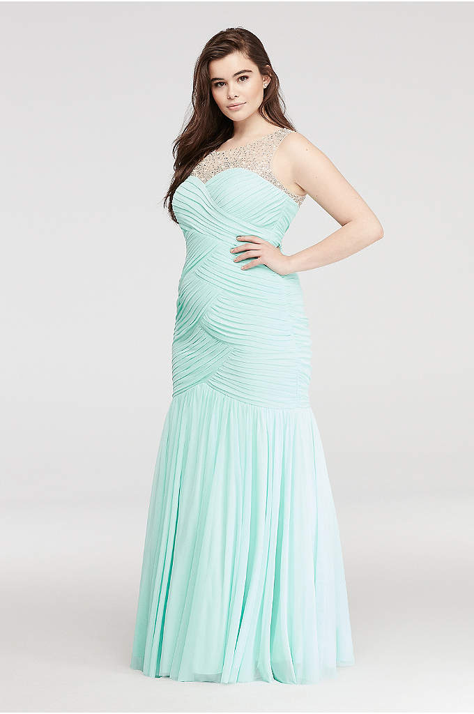 36d856e1c149a Womens Polyester Prom Dress