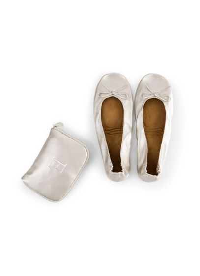 Ivory (Personalized Pocket Shoes)