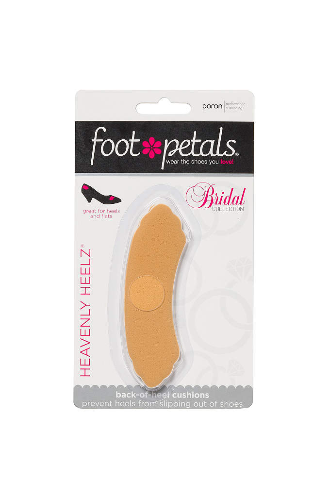 Foot Petals Heavenly Heelz Cushion Insole - Help prevent blisters and unpleasant rubbing on the