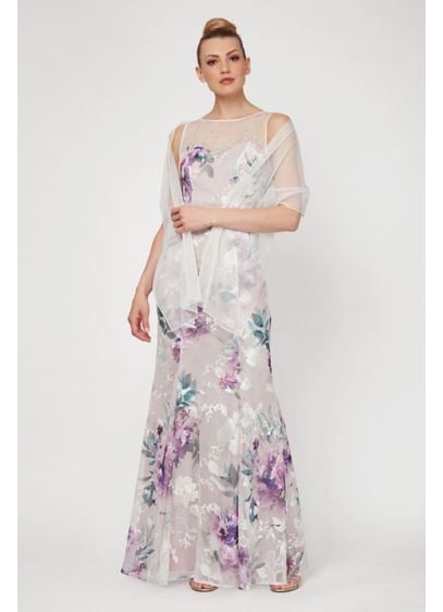 Long Sheath Strapless Cocktail and Party Dress - Ignite