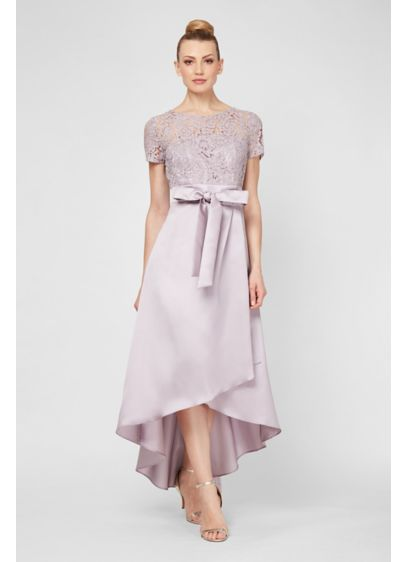 Long Ballgown Short Sleeves Cocktail and Party Dress - Ignite