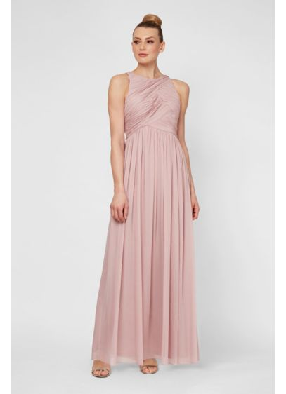 Long A-Line Tank Formal Dresses Dress - Ignite