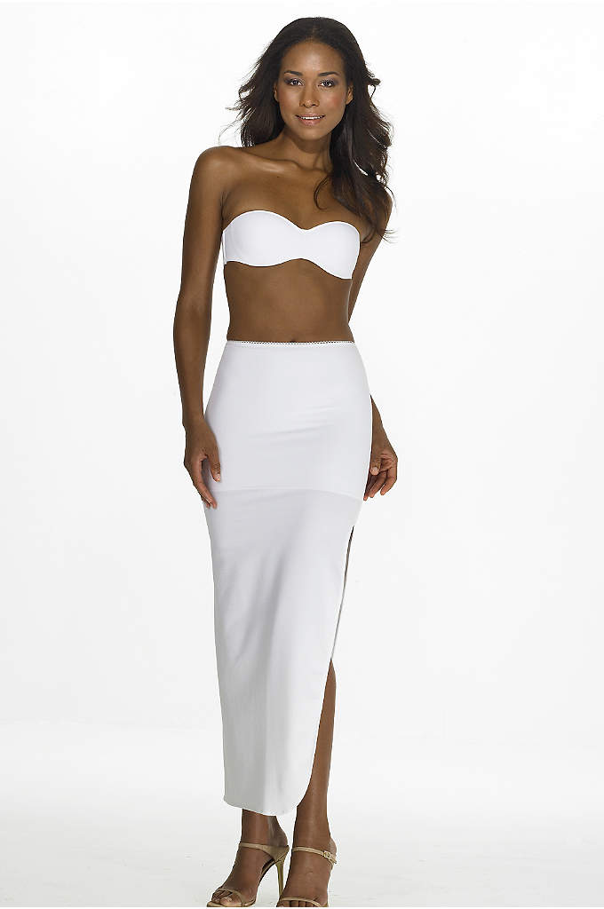 Dominique Full Length Control Slip - Full length control slip that features a no