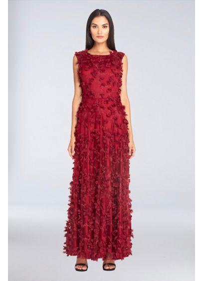 Long Ballgown Wedding Dress - Tahari ASL