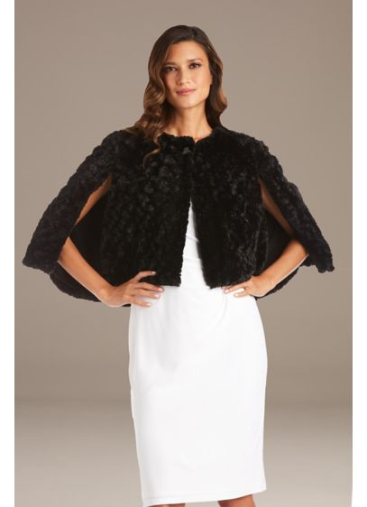 Not Applicable 0 Capelet Dress - RM Richards
