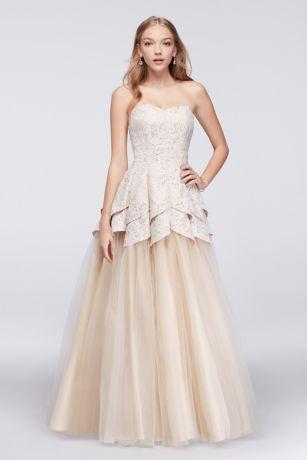 Ballgown Tulle Dress