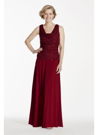 Long A-Line Wedding Dress - Nightway