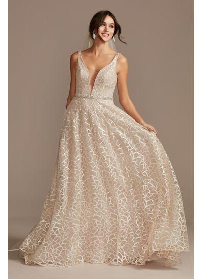 Glamorous Wedding Dress - Galina Signature