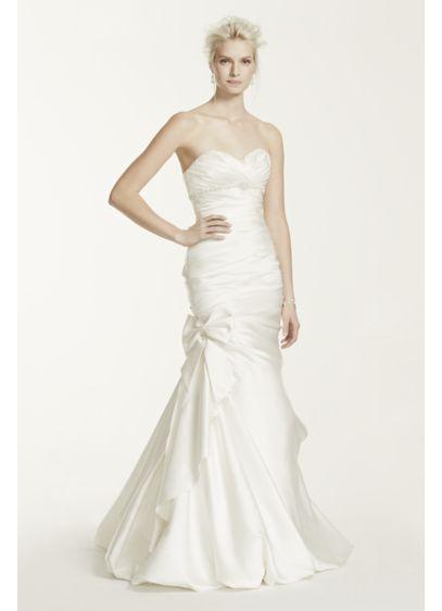 Long Mermaid / Trumpet Formal Wedding Dress - David's Bridal Collection