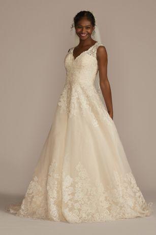 Petite Wedding Dresses Gowns For Petite Women Davids Bridal