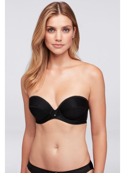 Dominique Deep Plunge Strapless Bra - Wedding Accessories