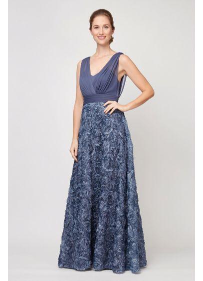 Long A-Line Tank Formal Dresses Dress - Alex Evenings