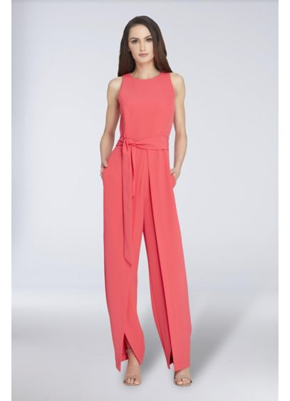 Long Jumpsuit Not Applicable Cocktail and Party Dress - Tahari ASL
