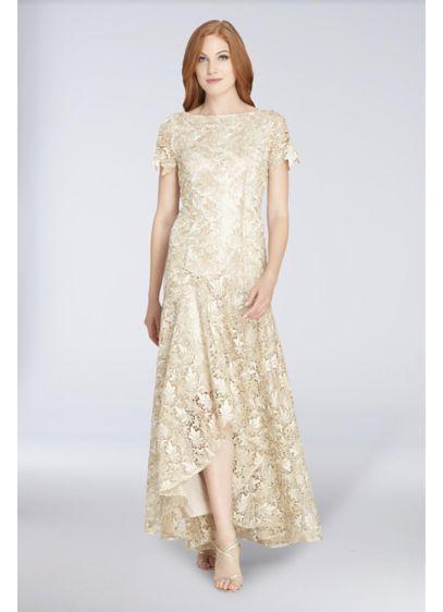 Short Sheath Short Sleeves Formal Dresses Dress - Tahari ASL