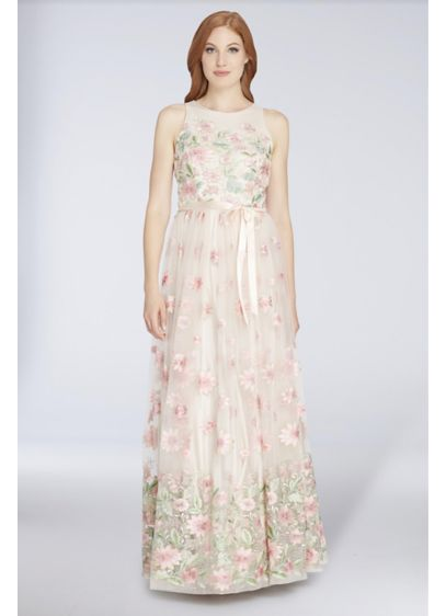 Long Ballgown Not Applicable Cocktail and Party Dress - Tahari ASL