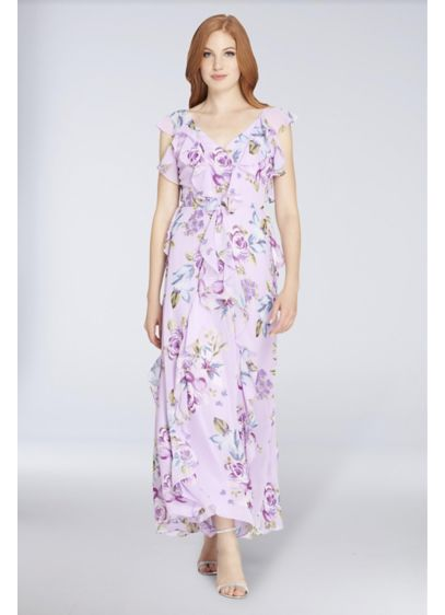Long Sheath Not Applicable Cocktail and Party Dress - Tahari ASL
