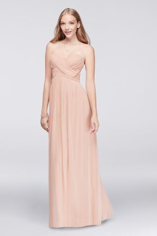 Ruched Bodice Dress