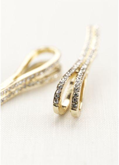 Reconfigured Hoop Earrings - Wedding Accessories