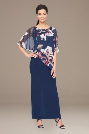 Long Not Applicable Dress - SL Fashions