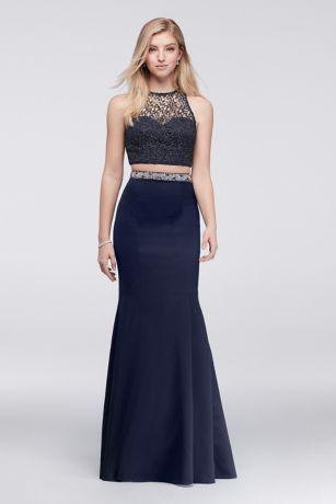 Ruffle Top Dress