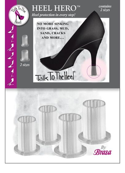 Braza 0 (Braza Heel Hero High Heel Protectors)
