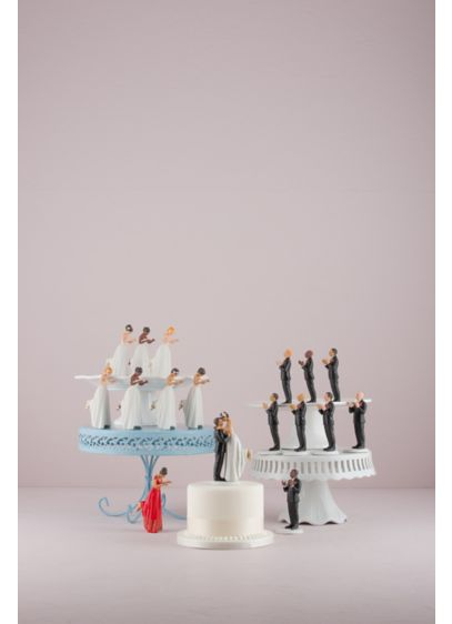 Interchangeable True Romance Cake Topper - Wedding Gifts & Decorations