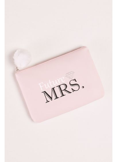 Future Mrs. Wristlet with Pom - Wedding Gifts & Decorations