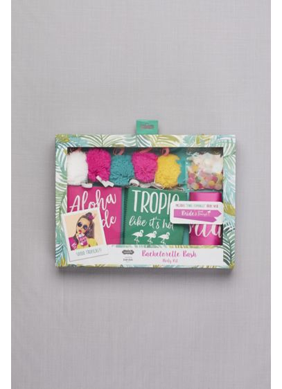 Tropical Bachelorette Party Kit - Wedding Gifts & Decorations