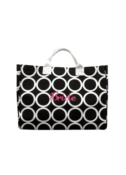 Circle Bride Tote - Wedding Gifts & Decorations