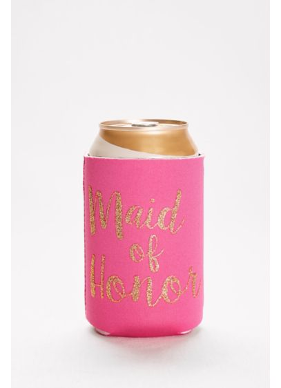 Pink (Maid of Honor Drink Sleeve)