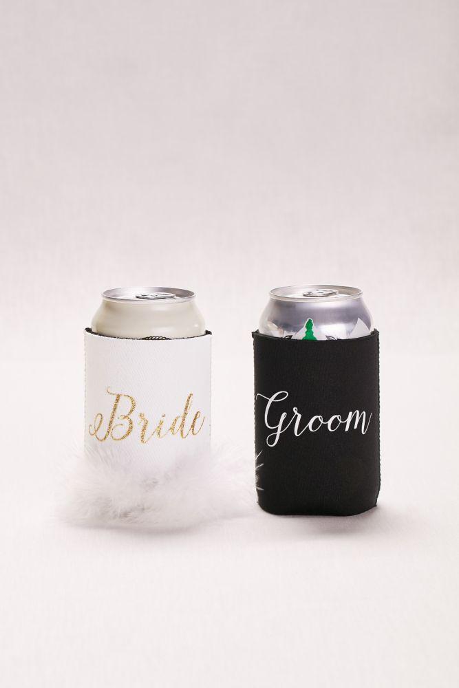 Bride and Groom Drink Sleeves Style 9999083