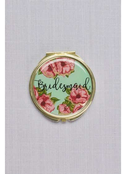 Bridesmaid Compact Mirror - Show your bridesmaid how much you love her