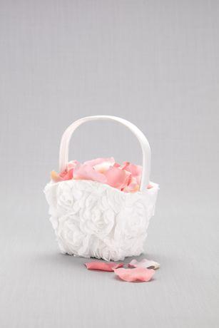 Wedding Flower Girl Baskets