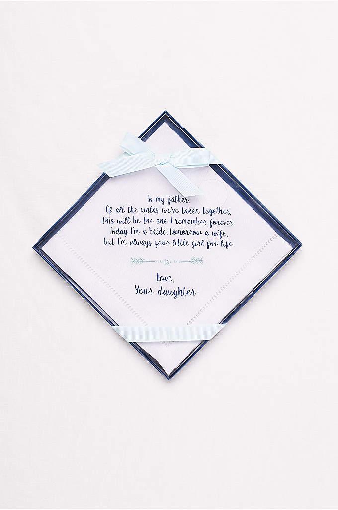 Father of the Bride Handkerchief -