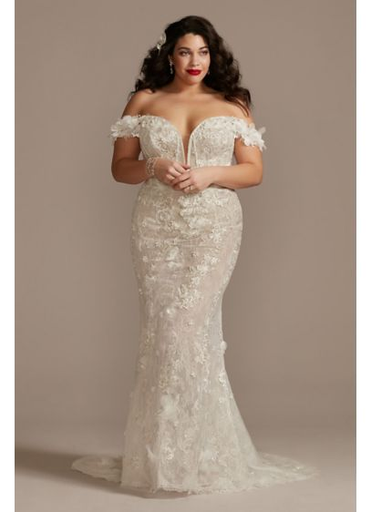 Glamorous Wedding Dress - Galina Signature