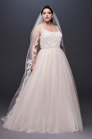 Lace Wedding Dress with Hood