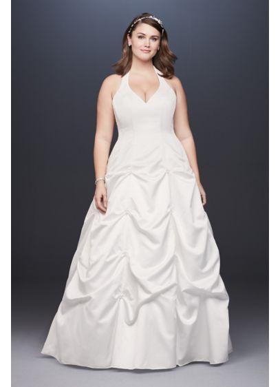 4e50a0a1748 Long A-Line Formal Wedding Dress - David s Bridal Collection