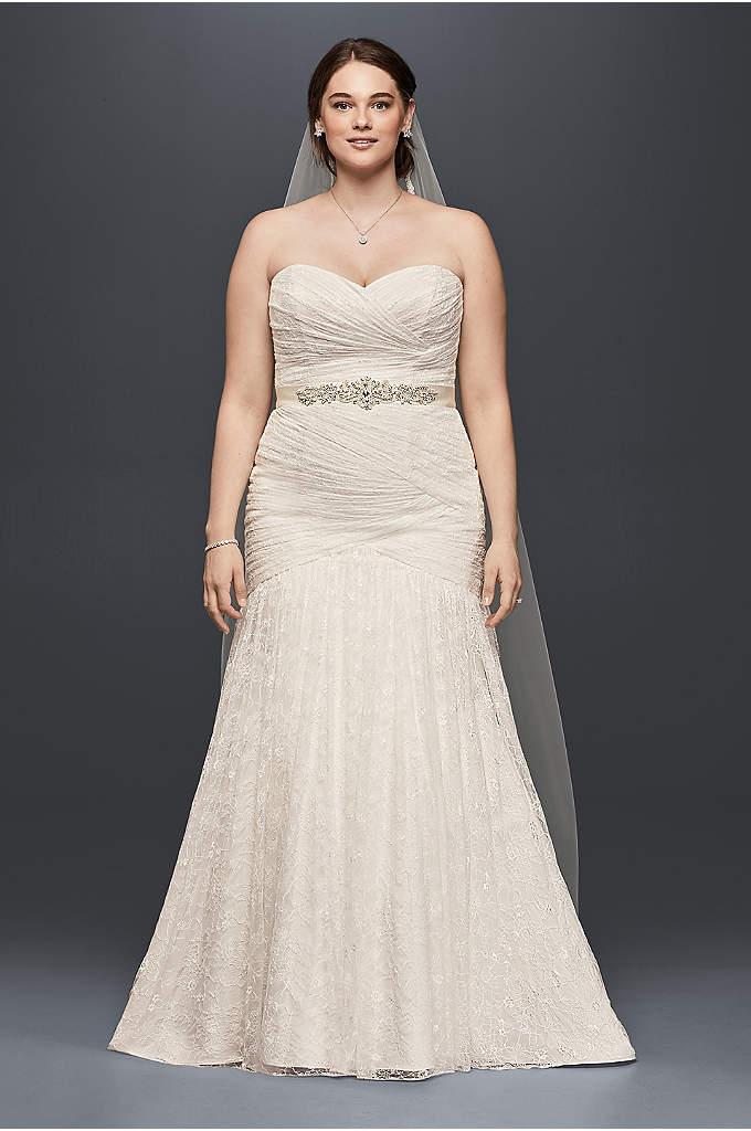 Plus Size Wedding Dresses & Bridal Gowns | David\'s Bridal