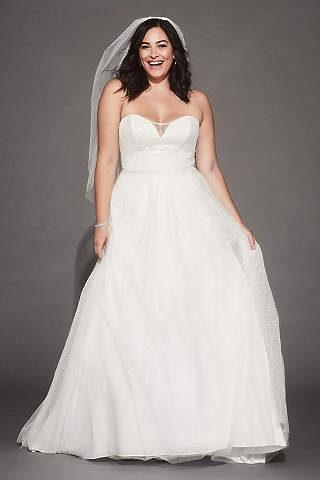 Vestidos Para Novias Curvy Tallas Grandes David S Bridal